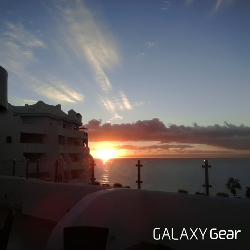 Sundown tenerife