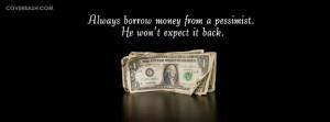 geld lenen pessimist